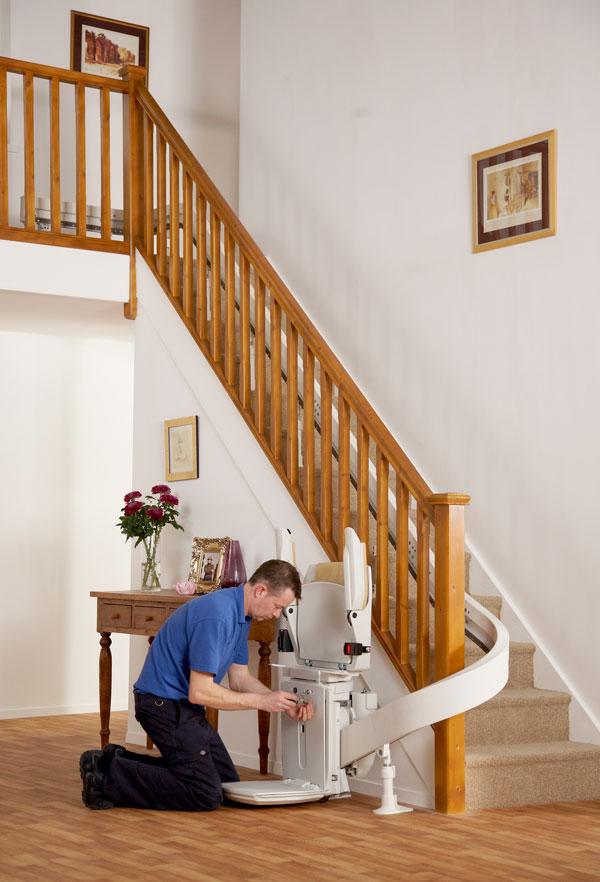 Stair lifts Dublin