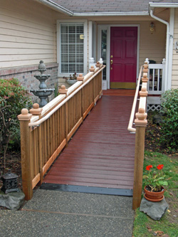 Delicieux Wheelchair Ramp